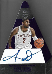 KYRIE IRVING / Crown Royal - No. 84  (#d 14/15)