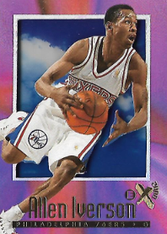 ALLEN IVERSON / Rookie card - No. 53