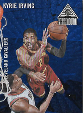 KYRIE IRVING / Blue Version - No. 14  (#d 19/25)