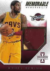 KYRIE IRVING / Memorable - No. 23  (#d 6/25)