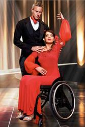 Diana Morgan-Hill & Mark Foster       photo c. BBC