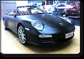 Porsche cabrio 4S