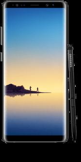 Günstiges Samsung Galaxy Note8 auf Ratenkaufen!