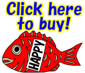 line sticker fish fishman fishing
