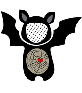 Halloween Deko, Vampir, Herbstdekoration, Fledermaus,Namenskissen, Kinderkissen, Babykissen, Fotokissen, Tierkissen, Kuschelkissen