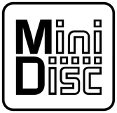 ミニディスク mini disc ソニー himd hi-md MD-LP