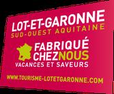 Et tout sur le Lot-et-Garonne sur le site départemental du tourisme