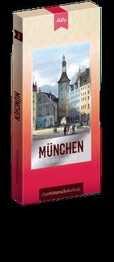 München Marienplatz Schokolade