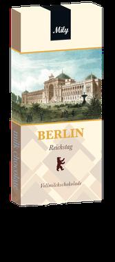 Berlin Reichstag Schokolade