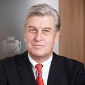 Peter Becker, Präsident Hamburger Handwerkskammer a. D.