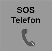 SOS-Telefon. Schnelle Hilfe für Ihr Marketing. Bei Problemen mit Webseite und Co.