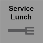 Service Lunch. Marketing-Coaching beim Mittagessen.