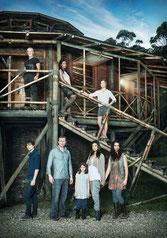 Brandon, Brenda et sa famille