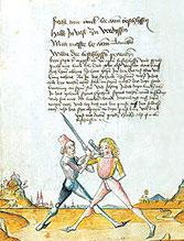 Historisches Fechtbuch: Lecküchner