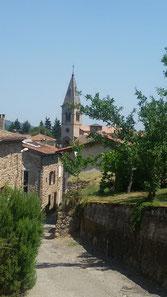 Quartier de Macheville - Pays de Lamastre - Ardèche
