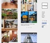 海外建築情報サイトarchitagsに掲載