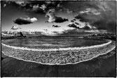 la vague au grand angle