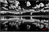 Reflet sur le lac