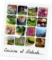 Stage Cuisine et détente avec Vanessa Gilbert - annuaire de thérapeutes Via Energetica