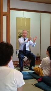 楊先生講演会