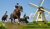 Mein Gestüt - Ein Leben für die Pferde: Screenshot Ausritt