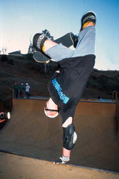 Tony Hawk. 1991