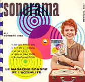 Sonorama n°1 octobre 1958