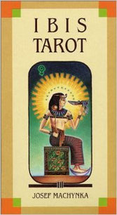 Ibis Tarot Boîte