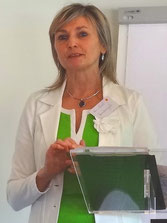Nicole Vandeweghe organisatrice du second Symposium de Sophrologie Caycédienne en Néerlandais