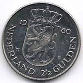 Le RIXDALE valait 2.5 florins