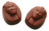 Crèmes au beurre - Pharaon - Corné Dynastie - chocolat