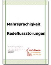 Heft 4: Mehrsprachigkeit / Redeflussstörungen