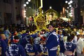 地井武男ふれあい記念館 オープン時セレモニーの模様 (2013年7月25日 )