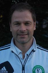 Trainer Michael Ackermann war mit dem Saisonverlauf nicht ganz zufrieden