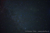 Milkey Way, Andromeda, Canon EOS 5Da Mk1