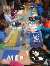 Atelier pour les enfants