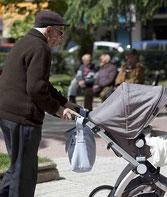 envejecimiento de la población extremeña