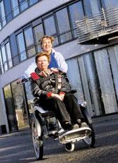 Rollstuhldreirad O-Pair 2
