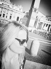 Unterwegs in Rom - Autorin und Bloggerin Nicole Testa-Kerpen