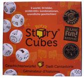 Story Cubes Spiel DaF A1 A2 B1 B2 C1 C2