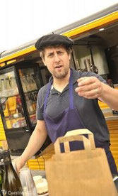 Benoît Lavalade installera son food truck sur le circuit de Mornay, samedi 27 juin, à Bonnat.