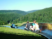 Camping Carpe Diem Riesen-Rutschbahn poppeltal