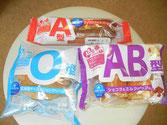 モンテールの洋菓子たち