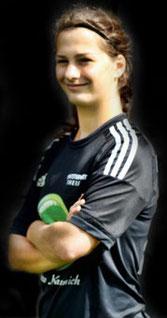 Wieder fit: Luise Hertel