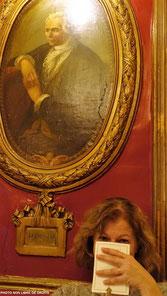 Rousseau et moi, photo non libre de droits