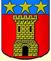 Blason Mas Latrie - Château de Saveilles - Saveille - Château fort Charente - Château en Charente - Visite de château groupe - Visite château en famille - Château de la Renaissance
