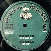 "FIKIR AMLAK & BRIZION Forever Jah / New Song (Blackheart Warriors 10"")"