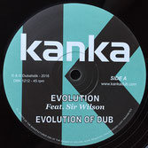 "SIR WILSON, DON FE  Evolution (Kanka 12"")"