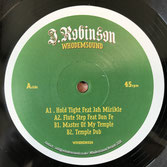 "JAH MIRIKLE, DON FE  Hold Tight (12"")"