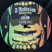 "iSt3p feat FIKIR AMLAK  When The Lion Roars (WhoDemSound 12"")"